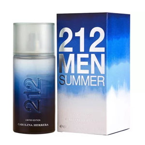 212 Summer Limited Edition 2013