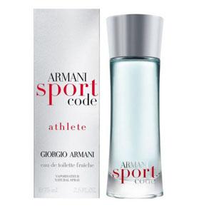 Armani Code Sport Athlete