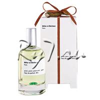L`eau de parfum №3 Green, green and green