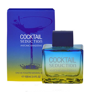 Blue Seduction for Men Cocktail