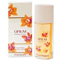 Opium Orchidee de Chine
