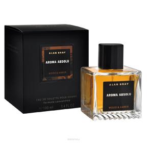 Aroma Absolu Wood & Amber
