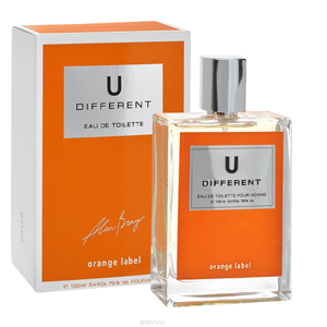 U Different Orange Label