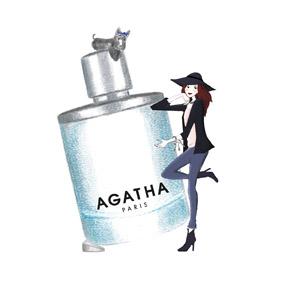 Agatha Un Matin A Paris