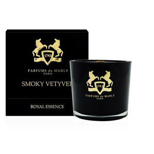 Smoky Vetiver