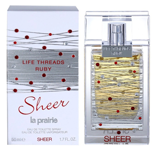 Life Threads Ruby Sheer