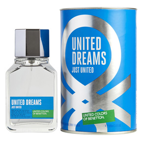 Benetton United Dreams Men Just United