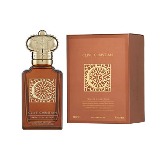 C for Men Woody Leather With Oudh Intense