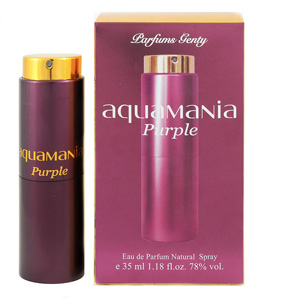 Aquamania Purple