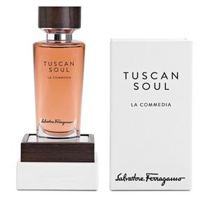 Tuscan Soul La Commedia