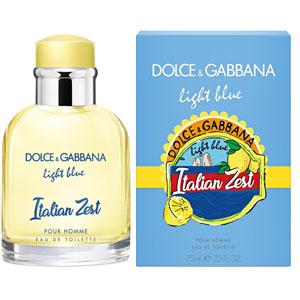 Light Blue Italian Zest Pour Homme