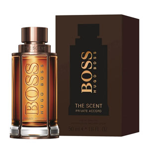 Boss The Scent Private Accord