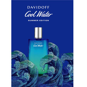 Davidoff Cool Water Man Summer Edition 2019