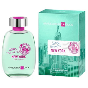 Let`s Travel To New York For Woman