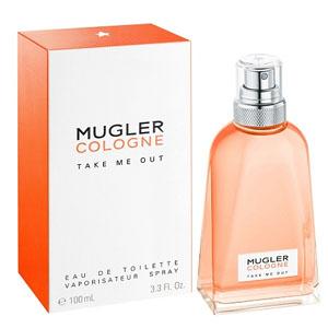 Mugler Cologne Take Me Out