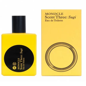 Monocle Scent Tree: Sugi