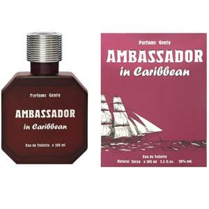 Ambassador in Caribbean