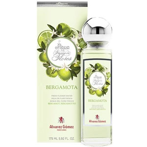 Agua Fresca de Flores Bergamota