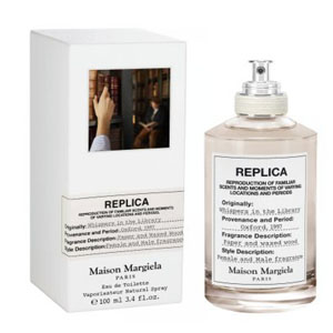 Replica Whispers in the Library