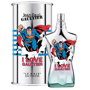 Le Male Superman Eau Fraiche