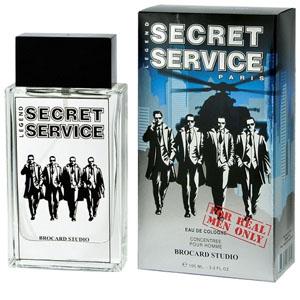 Secret Service Legend
