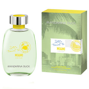 Let`s Travel To Miami For Men