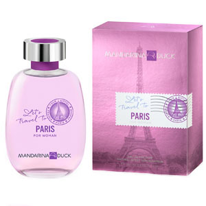 Let`s Travel To Paris For Women
