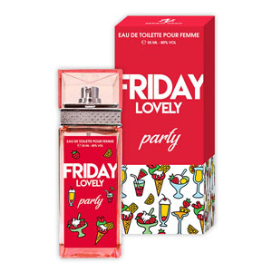 Friday Lovely Party