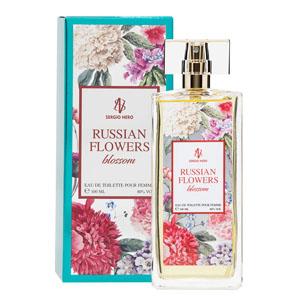 Russian Flowers Blossom