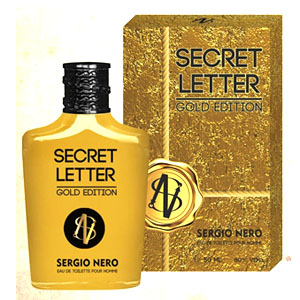 Secret letter Gold Edition