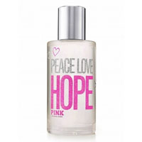 Peace, Love, Hope, Pink