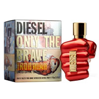 Only The Brave Iron Man