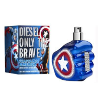 Only the Brave Captain America