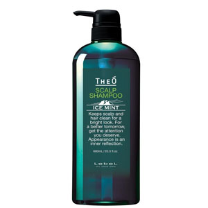 Theo Scalp Shampoo Ice Mint